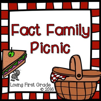 Fact Family Picnic