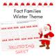 Fact Family Practice Christmas Theme
