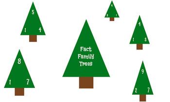 Fact Family Trees