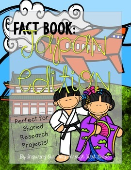 Fact Book: All about the Country of Japan