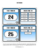Fact Finders - Factors Multiplication Facts Skills Game Fl