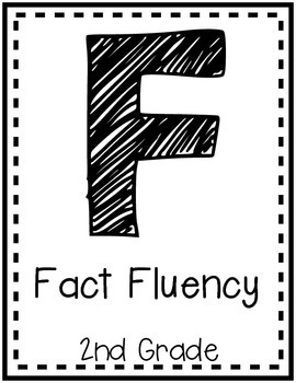 """Fact Fluency"" Guided Math I Can Cards"