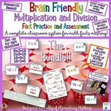Multiplication and Division Facts: Build Fact Fluency!