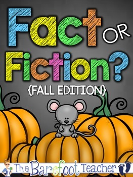 Seasons - Fall Fact or Fiction