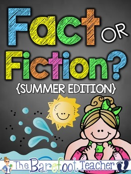 Seasons - Summer Fact or Fiction