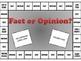 Fact or Opinion? Board Game