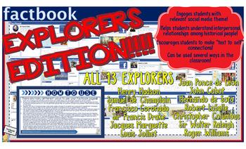 EXPLORERS BUNDLE Facebooks