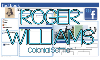 ROGER WILLIAMS Explorer Facebook