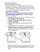 Factoring Quadratics Scavenger Hunt Game #1