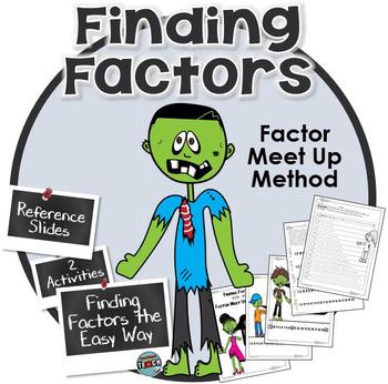 Factors ~ Finding Factors of a Number 4th grade