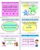 Factors and Multiples Activity Cards and Lesson Plan (36 Cards)