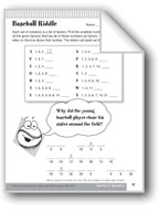 Factors of Numbers and Multiples of Single-Digit Numbers