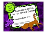 Factually Speaking Aesop The Fox and the Grapes