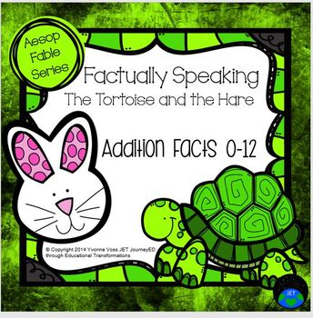 Factually Speaking Aesop The Tortoise and the Hare