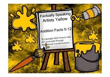 Factually Speaking Artist Yellow