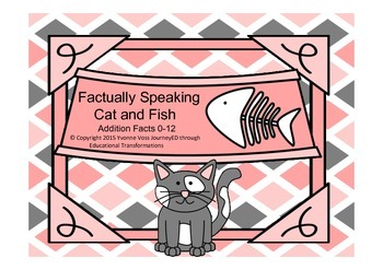 Factually Speaking Cat and Fish
