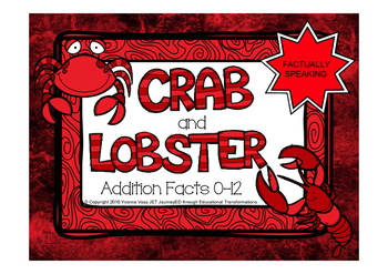 Factually Speaking Crab and Lobster