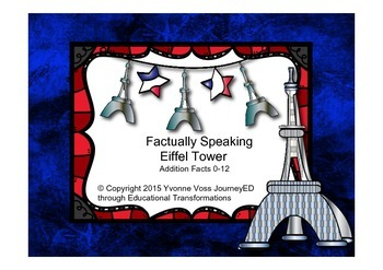 Factually Speaking Eiffel Tower