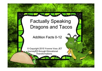 Factually Speaking Dragons and Tacos