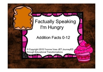Factually Speaking I'm Hungry