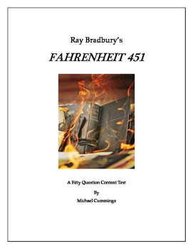 Fahrenheit 451: A Fifty-Question Content Test