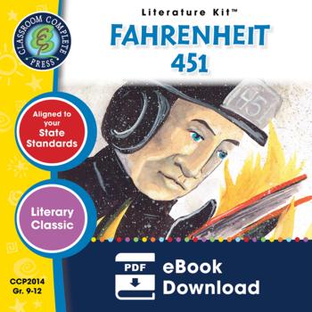 Fahrenheit 451 - Literature Kit Gr. 9-12