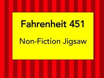 Fahrenheit 451 Jigsaw