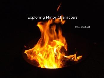 Fahrenheit 451 - Minor Character Analysis