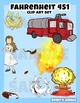 Fahrenheit 451 inspired clip art