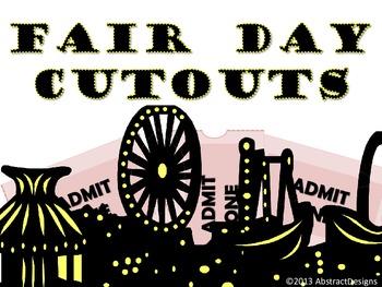 Fair Day Cutouts
