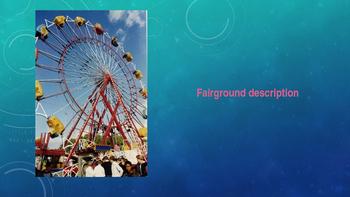 Fairground Description - Writing