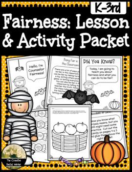 #octoberfestsale Fairness Mini Curric. {Halloween Theme &