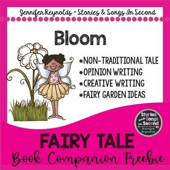 Fairy Garden Tales-Book Companion Literacy Activities {FREEBIE}