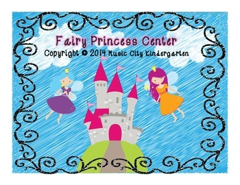 Fairy Princess Literacy Center