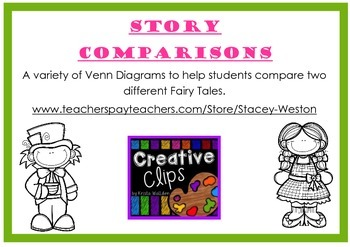 Fairy Tale Comparisions