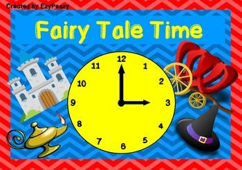 Fairy Tale Elapsed Time