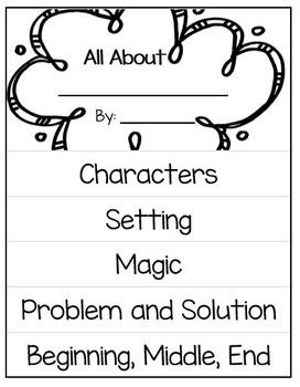 Fairy Tale Element Flip Book