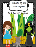 Fairy Tale Fact or Opinion Graphic Organizer Wizard of OZ