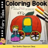 Coloring Pages for Fairy Tales