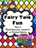 Fairy Tale Fun Part 2   (20 Math Stations, Centers or Pock