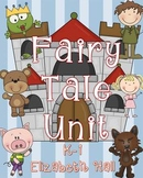 Fairy Tale Mega Literacy Pack for K-1