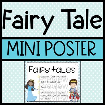Fairy Tale Mini Poster