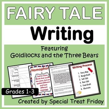 Fairy Tale Narrative Unit