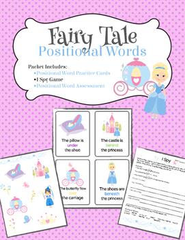 Fairy Tale Positional Words