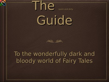 Fairy Tale Powerpoint for Mac