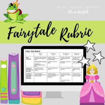 Fairy Tale Rubric