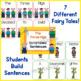 Scrambled Sentences, 1st-3rd Grades ~ Fairy Tales~
