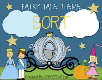 Fairy Tale Theme Sort