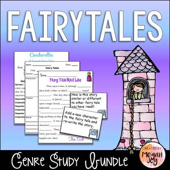 Fairy Tale Unit: Readers' Theater and Literacy Activities