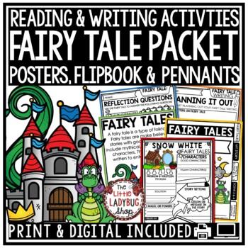 Fairy Tale Unit & Fairy Tale Writing